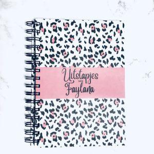 Uitstapjesboekje Faylana custom made
