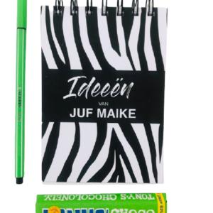 Cadeau_voor_de_juf_notitieboekje_met_naam